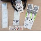 Etiquettes intelligentes (RAIN RFID - UHF) - Etiquettes intelligentes pour la traçabilité, la maintenance opérationelle, le suivi de bagages, gestion des équipements...