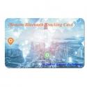 Bluetooth iBeacon Tracking Card