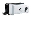 DASCOM DC-3300 - Thermique directe pour les travaux lourds La technique d'impression thermique directe est développée en utilisant un ruban à base de colorant de sublimation. Lorsque le ruban et la carte passent dans la tête d'impression, celle-ci chauffe le colorant sur le ruban. Le colorant imprègne ensuite la surface de la carte et produit une impression couleur. Ce type d'impression offre une haute résolution et convient parfaitement aux applications où la qualité des photos et des portraits est importante.
