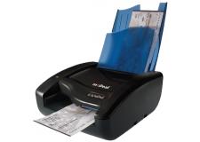 mI:Deal: scanner de chèque intelligent - Dans la famille de scanners de chèques qui inspire le plus de confiance au niveau mondial, le mI:Deal de Panini est la solution pratique, intelligente et fiable pour une numérisation de chèques à cout réduit. En combinant l'innovation, un maniement facile et une connectivité aux applications pour télécollecte mobiles ou fixes, TPE (points de vente) et agences bancaires, mI:Deal offre la numérisation de chèques la plus fiable et la plus économique.