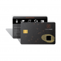 FC Biometric Card - FutureCard's EMV Biometric Cards have the most remarkable smart card technologies when it comes to banking. These payment cards are the safest and securest type of banking, with virtually no chance of fraud.