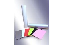 Films blancs et transparents en PVC 100% recyclé