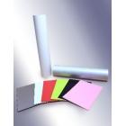 Films PVC dégradables, blancs et transparents pour cartes bancaires et sans contact