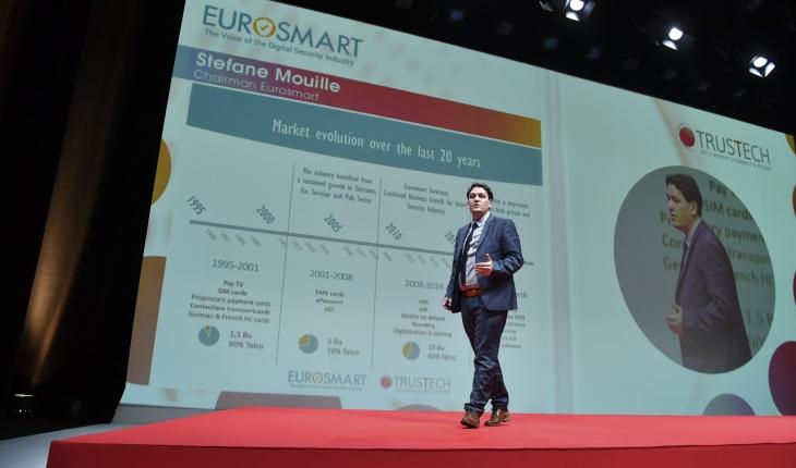TRUSTECH 2018, premier événement des technologies de la confiance numérique