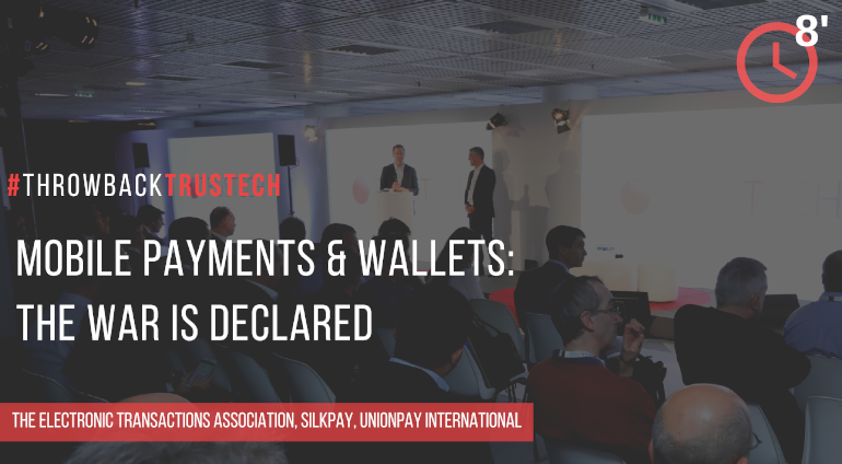 Mobile payments & wallets, the war is declared article